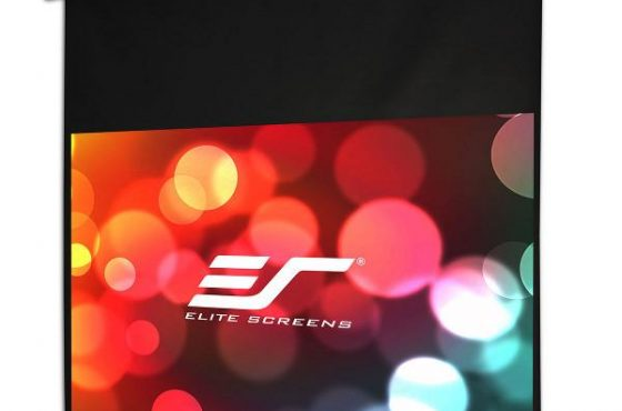Elite screens introduces starling series line of projection screens