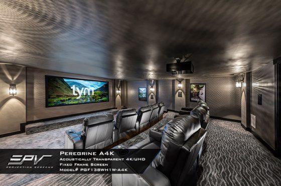 EPV Service explains Acoustic Transparent Materials and room brightness