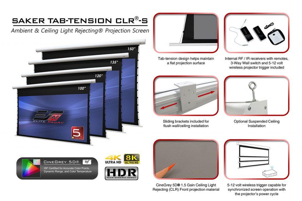 Saker Tab-Tension CLR®-S: