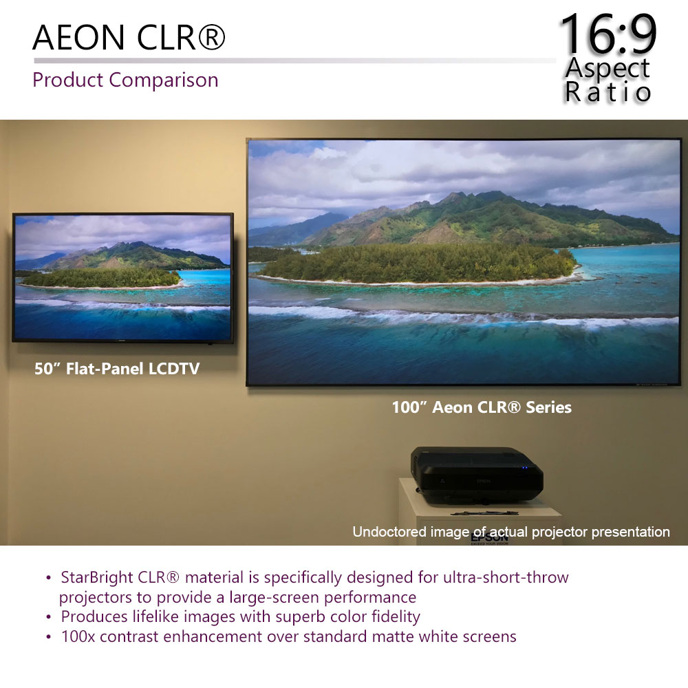 Aeon CLR Comparison