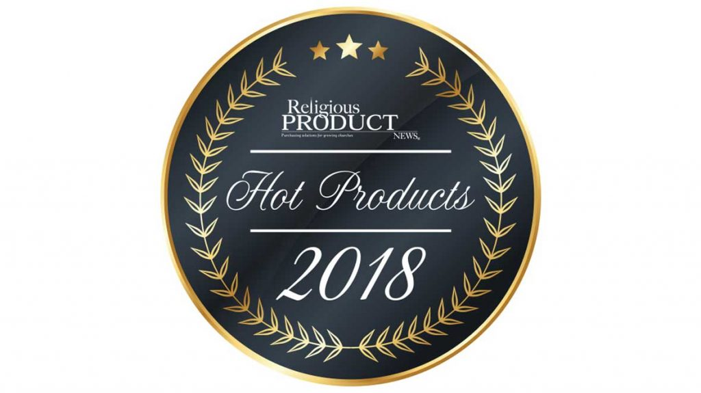 2018 Hot Products Award from RPN Magazine