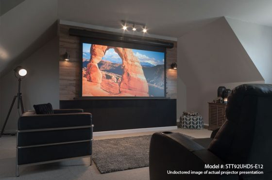 The Best ALR Material with a 4K Projector
