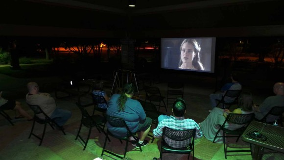 Editor's Choice: Elite Screens' Yard Master Outdoor Projection Screen