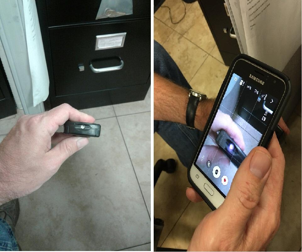 IR Smart Phone