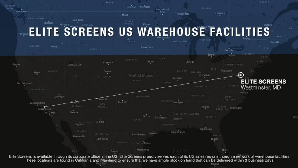 Warehouse Map