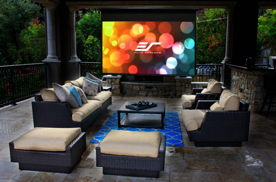 Which Outdoor Projector Screen is Right for You?