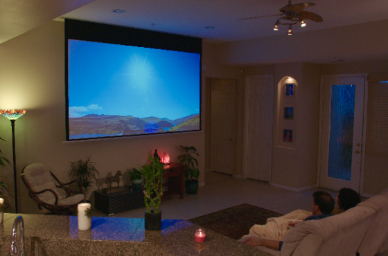 Which In-Ceiling Projector Screen is Right for You?