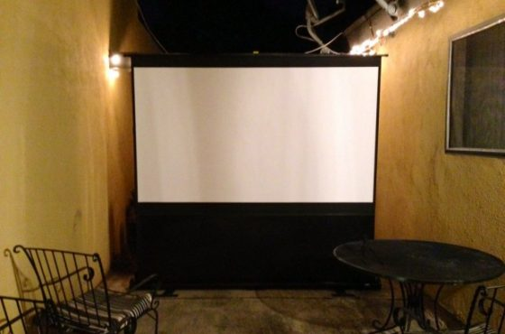 ezCinema Plus Projection Screen Review by GamingShogun