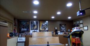 Aeon Series - Residential Media Room