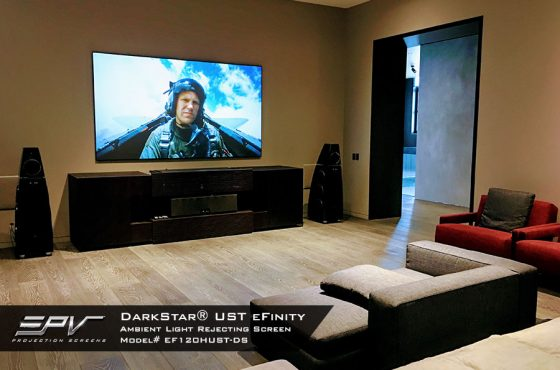 Residential Systems Magazine Covers The Latest Home Theater Projector and Screen Trends