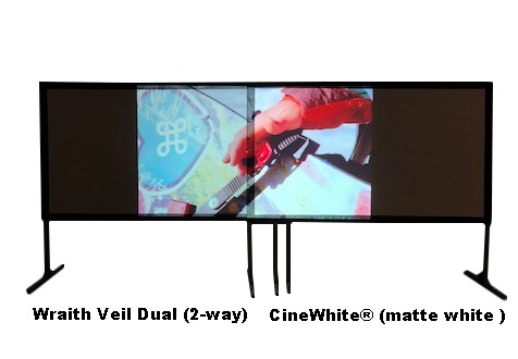 Yard Master 2 Dual (2-way) material