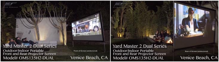 Yard Master 2 Dual front / rear