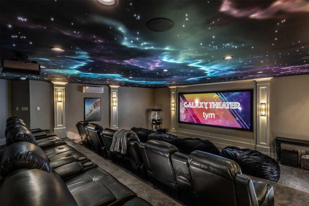 Galaxy Theater Inside