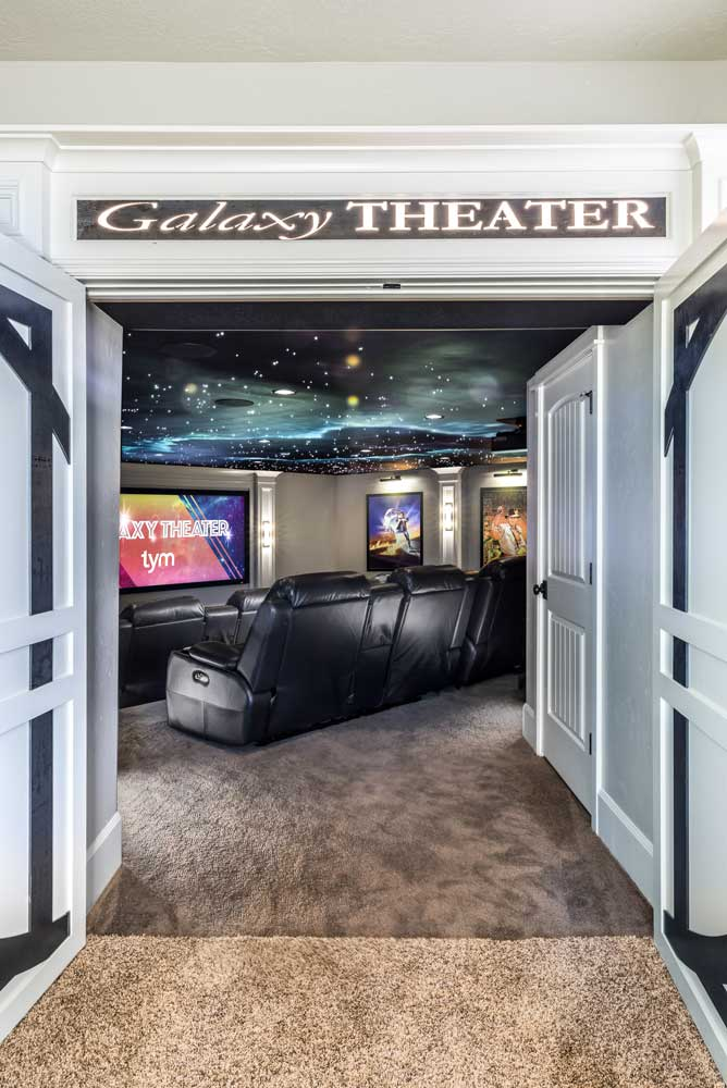 Galaxy Theater Entrance