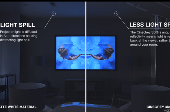 Tech Tip: The Basics of Selecting the Right Projection Screen for You 101