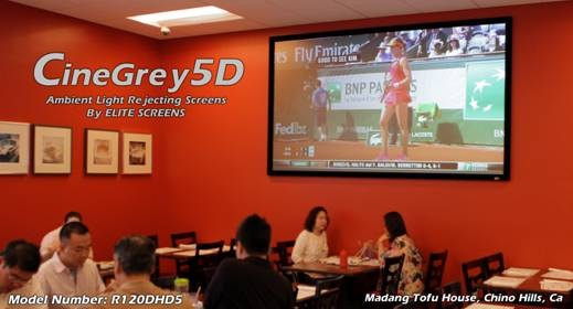 ezFrame CineGrey 5D (R120DHD5) at Madang Tofu House in Chino Hills, CA ( July. 15, 2014 )