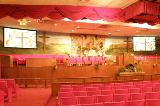 PVR180GH1 at Community Chapel World Outreach in Norwalk, CA (Oct. 26, 2011)