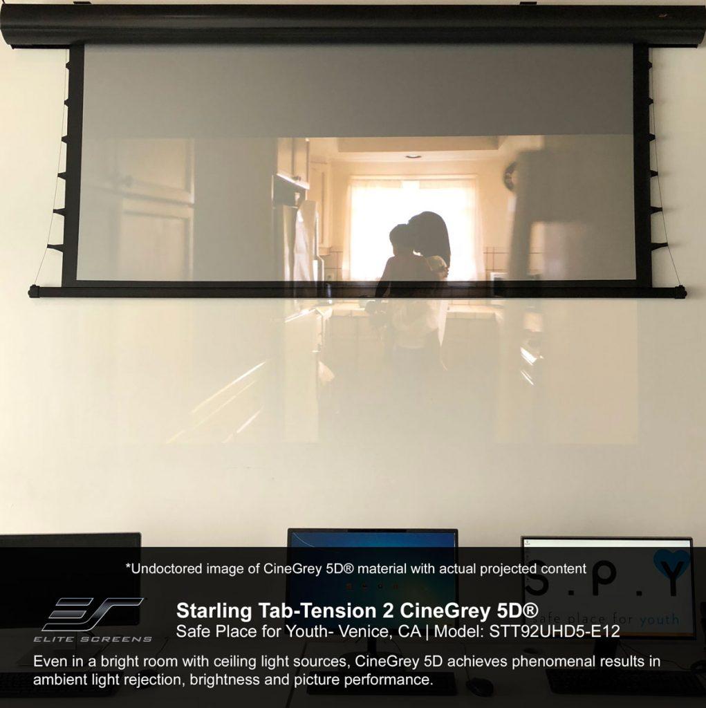 Starling Tab-Tension 2 CineGrey 5D testimonial