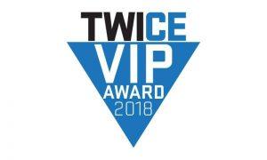 TWICE VIP Award 2018