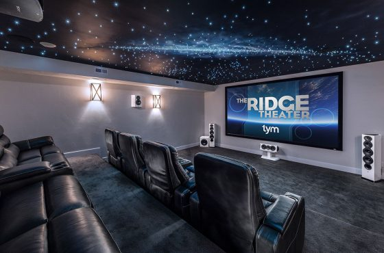 'Best Home Theater' Home of the Year Awards 2018 (up to $25K)