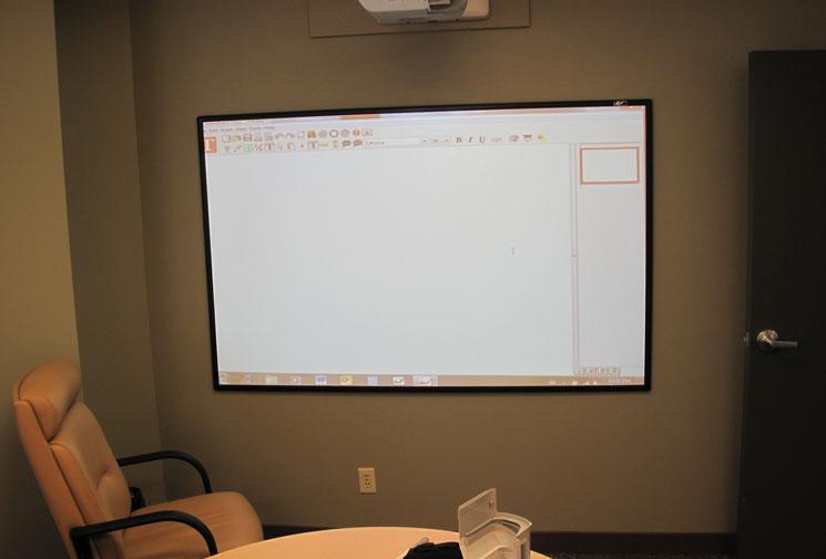 Whiteboard Screen Universal by ADI Canada