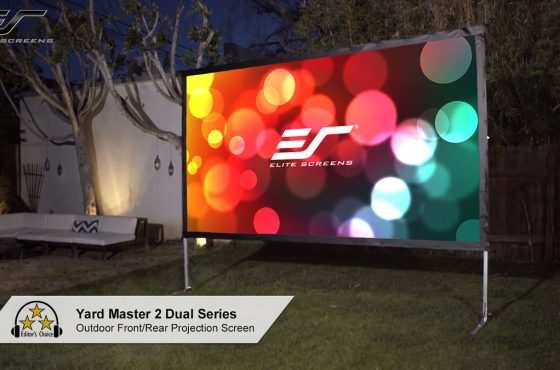 Do I need to change projector output with the Yard Master Dual?