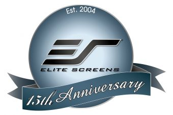 Elite Screens Is Celebrating 15-Years in the Business