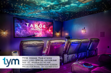 "TYM ""Tahoe Theater"" Takes Silver in CE Pro 2019 BEST Award, Featuring the EPV Screens® Special Edition A4K"