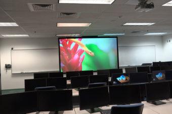 ezFrame CineGrey 5D® Testimonial from Northland Pioneer College in Show Low, AZ
