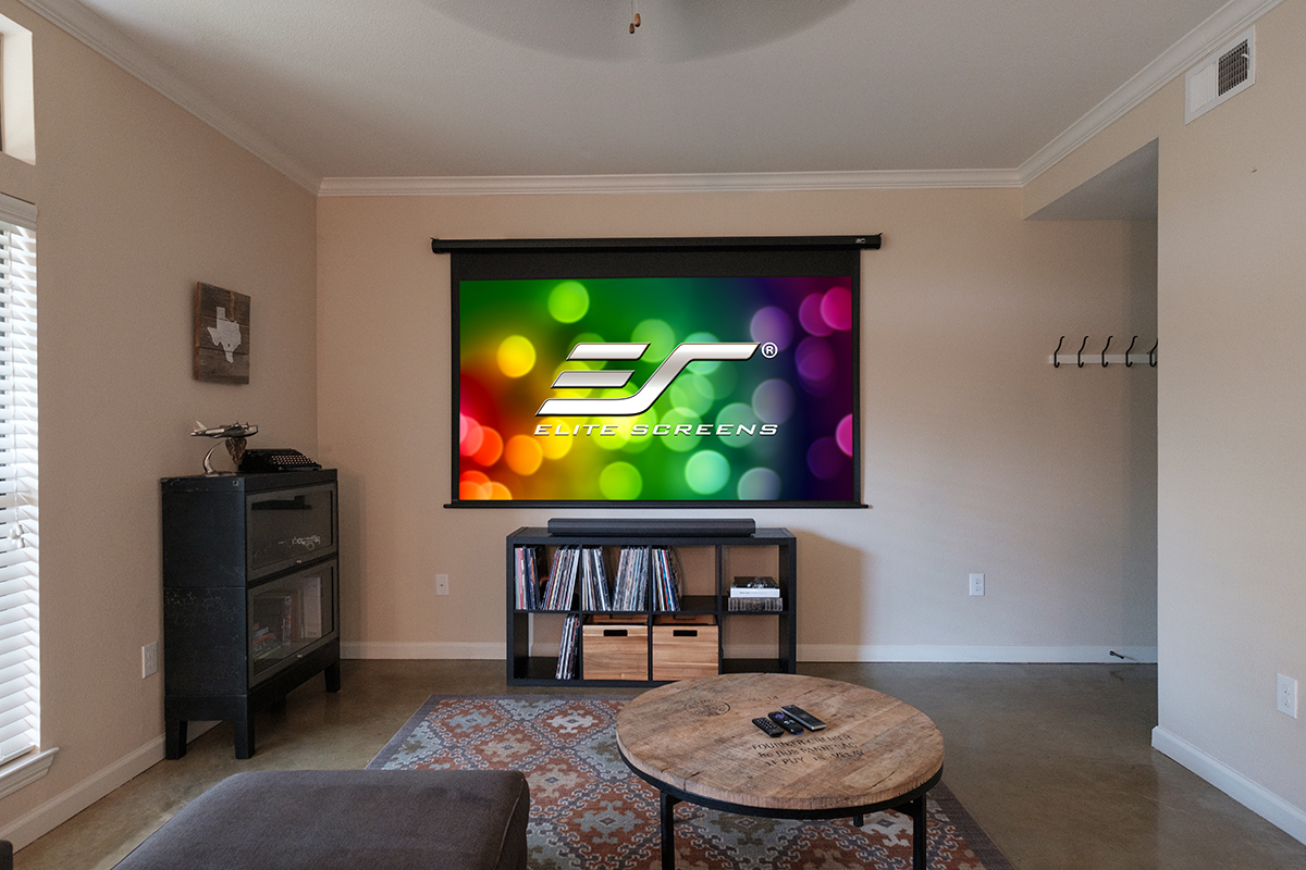 Spectrum Series – Electric Motorized Projection Screen Product Video
