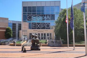 EPV Screens® at CEDIA 2021 in Indianapolis, Indiana