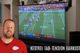 Elite ProAV's Kestrel Tab-Tension DarkUST Series – Life of Bliss Review